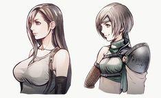 """バージルを愛しています — """"concept arts"""" : ↳ Final Fantasy VII G-Bike. Final Fantasy Series, Final Fantasy Girls, Final Fantasy Artwork, Final Fantasy Characters, Final Fantasy Vii Remake, Final Fantasy 7 Tifa, Mononoke Anime, Cloud And Tifa, Character Design"""