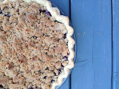 The Fruits of our Labour: Saskatoon Crumb Pie Saskatoon Berry Recipe, Pick Your Own Fruit, Homemade Pie, Berries, Desserts, Recipes, Food, Tailgate Desserts, Deserts