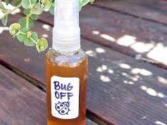 Zelf anti-muggenspray maken