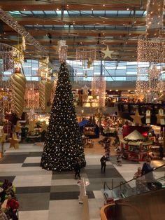 Christmas decorations in Villach (Atrio)