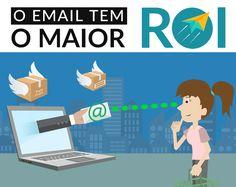 ROI do Email Marketing é o maior do mercado! - http://www.dinamize.com.br/blog/roi-do-email-marketing-maior-do-mercado/