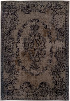 RugStudio presents Sphinx By Oriental Weavers Revival 119l2 Machine Woven, Good Quality Area Rug