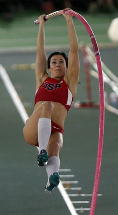 IAAF World Indoor Track & Field Championships kick off with pole vault events Long Jump, High Jump, Female Athletes, Women Athletes, Track Pictures, Indoor Track, Triple Jump, The Sporting Life, Pole Vault