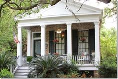 Shotgun house - this is the kind of house we want