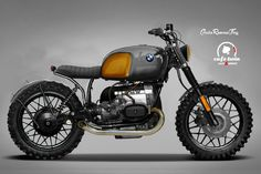 The best bmw vintage touring and adventure motorcycle no 61 - Awesome Indoor & Outdoor Bmw Cafe Racer, Cafe Racers, Bmw Scrambler, Best Motorbike, Motorbike Design, R65, Brat Bike, Moto Bike, Cafe Moto
