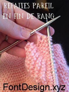 Heimwerken - Tuto Trendy Châle (aux jolies bordures!),  #2018fonts #3dfont #buyfonts #creativefonts #font #fontart #fontdesign #fontdesing #fontdesinger #fontshop #fontwebsites #graphicdesignfonts #handwritingfonts #illustratorfonts #newdesignfonts #professionalfonts #scriptfonts #textfont #windowsfont Knitting Blogs, Easy Knitting, Knitting Stitches, Knitting Patterns, Knitting Ideas, Font Shop, Graphic Design Fonts, Shawls And Wraps, Crochet Yarn