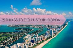 Melrosa Avenue: 25 Things To Do In South Florida