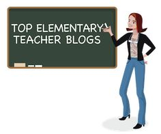 Excited to be listed in the Top Fifty Elementary Teacher Blogs! www.FernSmithsClassroomIdeas.com