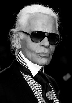 "Karl Lagerfeld ""Bitch, please..."""