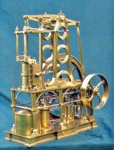08 Vue de la machine de Farcot restaurée par J.P. Delaby (safava)