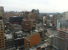 New York by day