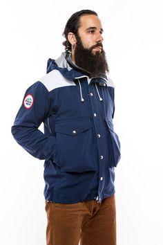No. 907 Gentlemen's High-Altitude Hardshell Jacket by The American Mountain Co.