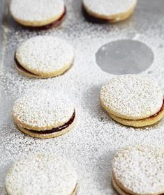 Get the recipe for Jam Sandwich Cookies.
