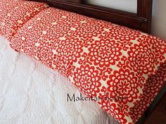 How to make a basic pillowcase