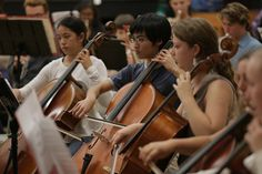 Santa Barbara Symphony Education Programs Hit High Note in 2015