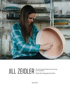 RANGE JACKSON HOLE 2016 Press   Jill Zeidler Ceramic Art