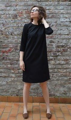 Crna haljina/Black dress