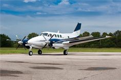 King Air C90-1, Phases 3-4 in July 2015, more recent maintenance #aircraftforsale