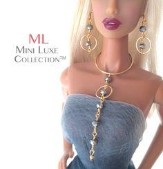 Fashion Doll Jewelry for Fashion Royalty dolls, Barbie