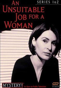 Private Investigator, Cordelia Gray.