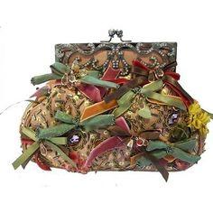Mary Frances Wishlist Evening Bag