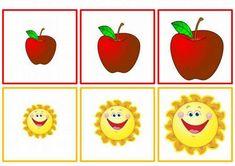 Sorting by size worksheets Body Preschool, Preschool Centers, Preschool Worksheets, Preschool Learning, Kindergarten Math, Cutting Activities, Apple Activities, Book Activities, Preschool Activities