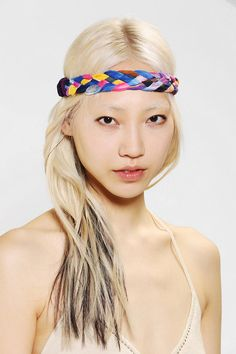 Braided Headwrap #urbanoutfitters
