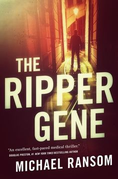 The Ripper Gene by Michael Ranson 02-12-2016