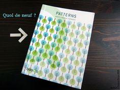 Le lapin dans la lune - Non dairy Diary - PatternBook