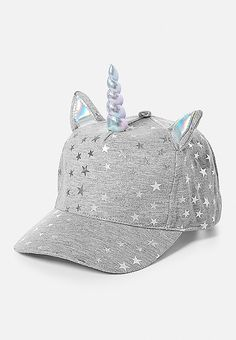 Unicorn Star Baseball Cap | Justice