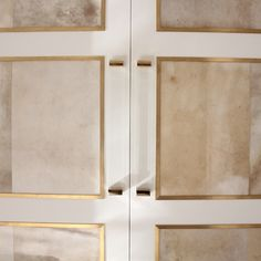 PARCHMENT DOORS BY B