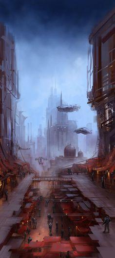 Red Market by Darkcloud013 on DeviantArt