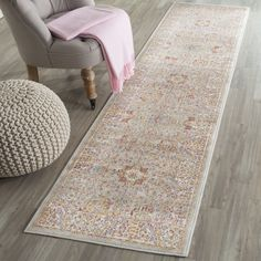 SEV810A Rug from Sevilla collection.  Made in Belgium from luxurious, silky, natural viscose, the Seville collection is a modern twist on classic motifs. With a wide range of bright and vibrant colors, these rugs combine modern day colors with traditional Persian motifs that are made with a vintage look.  Soft underfoot and perfect for  every room, the Seville collection will give your home the perfect amount of old meets new.