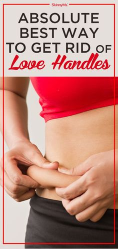These are the Absolute Best Way to Get Rid of Love Handles on Pinterest right now! Check 'em out!