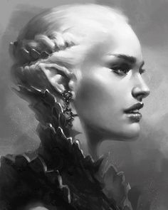 #elleth #Galdriel This elleth is very similar to Galdriel in the first age. What do you think?