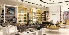 Дизайн магазина обуви крупного масштаба: подробный фотообзор