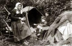 Gypsy Queen, New Forest c1899 (Hannah Lakey)