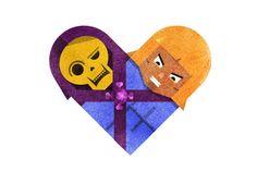 Love and Hate Versus Hearts by Dan Matutina