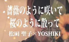 【薔薇のように咲いて桜のように散って フルver.】 松田聖子×YOSHIKI COVERD BY TORU×Mayumi 『せいせいするほど、...