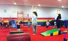 Tiny Tumblers #Kids #Events