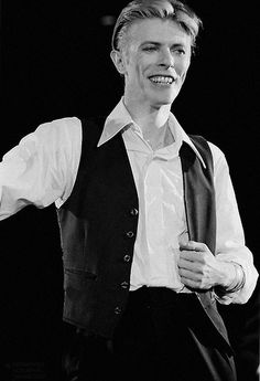Tumblr, David bowie, Thin White Duke. 70s
