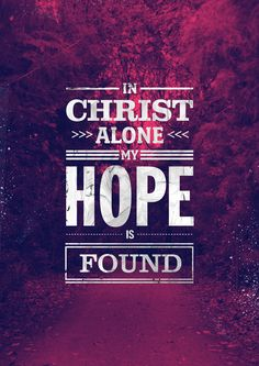 """In Christ Alone- Keith Getty + Stuart Townend (Kingsway Music) [ 2001 ] From the album """"Lord of Every Heart"""" by Stuart Townend 15 / 365 *Click here to visit """"The Worship Project!"""""""