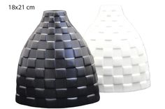 Oryginalny Wazon Plecionka kolor czarny lub biały