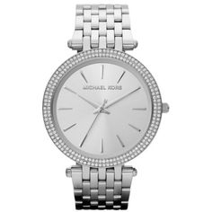 Michael Kors Pippa Ladies Crystal Set Watch - MK3190