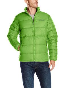 Men's Clothing - Columbia Mens FrostFighter Puffer Jacket *** Read more reviews of the product by visiting the link on the image. (This is an Amazon affiliate link)