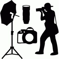 Silhouette Design Store - Search Designs : camera