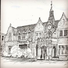 Time is up 3 years fast @lincolnuninz  So I drew Lincoln Uni.  #drawing #draw #travel #newzealand #landscape #sketch #art #artist #arte #artoftheday #artistic #artsy #illustration #photooftheday #vsco #instaart #instaartist #ink #fintech #inkdrawing #masterpiece #beautiful #talent #creative #vscocam #sketching #dibujo #instadraw #nature #artwork
