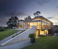 casas modernas sem telhado - Pesquisa Google