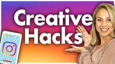 Instagram Stories Hacks to Give You a Creative Edge - YouTube Instagram Apps, Instagram Story, Marketing Tactics, Social Media Marketing, Anniversary Message, Creative Instagram Stories, Story Video, Social Media Channels, Best Apps