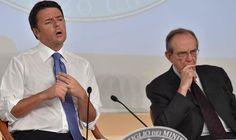 La Legge di Stabilità presentata da Renzi e Padoan fra conferme e new entry: la Finanziaria in 47 articoli e 119 pagine.